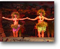 Maui Luau: Drums of the Pacific Dancers